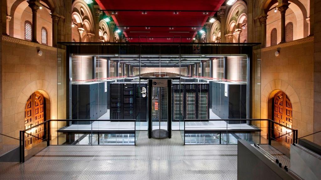 MareNostrum Supercomputer, Barcelona 2014