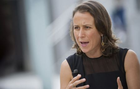 """23andMe"" Chief Executive Officer, Anne Wojcicki (Bloomberg)"
